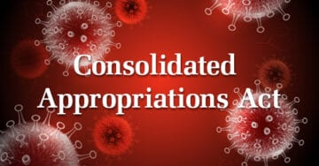 Consolidated Appropriations Act