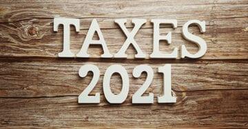 Taxes 2021